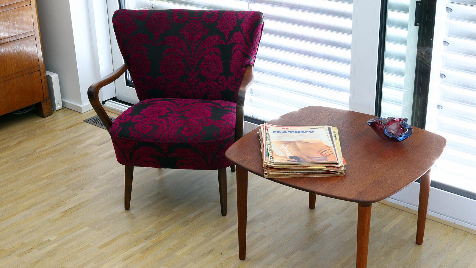 Cocktail-Sessel, 50er Jahre